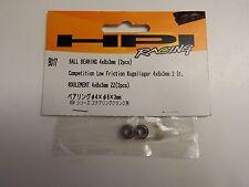 HPI Racing - BALL BEARING 4x8x3mm (2pcs) - Model B017