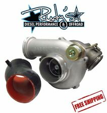 Garrett Powermax Ball Bearing Turbocharger GTP38R For 2001 Ford 7.3L Powerstroke