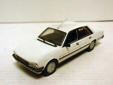 PEUGEOT 505 GTI BLANCO WHITE 1/43 ALTAYA DEFECTUOSO