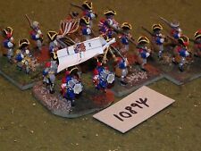 25mm marlburian french infantry 20 figures (10894)