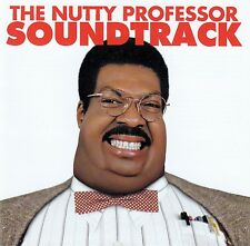 THE NUTTY PROFESSOR SOUNDTRACK / CD (DEF JAM 531 911-2) - TOP-ZUSTAND