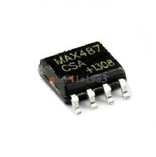Imported 50PCS MAX487 MAX487CSA IC TXRX RS485/RS422 LOWPWR 8SOIC