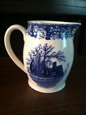 Old English Staffordshire Ware Cream Pitcher - House of the Seven Gables