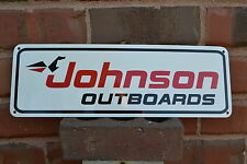 Johnson Sea Horse Outboard Motor Marina SIGN Boat Shop Repair Mechanic Free Ship