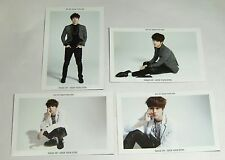 BTS JIN 1st Japan Tour 2015 Wake Up Japan Tour Official Photo Card Set of 4