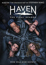 Haven: The Final Season DVD - new/sealed