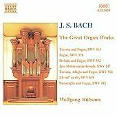 Johann Sebastian Bach - J.S. Bach: The Great Organ Works (1996) {CD Album}