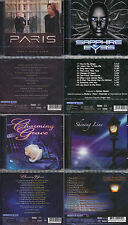 4 CDs, Paris - Only One Life + Sapphire Eyes + Charming Grace + Shining Line,AOR