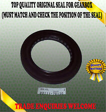 GEARBOX TO TRANSFER BOX SHAFT OIL SEAL FITS NISSAN NAVARA D40 4WD 2.5TD 2005