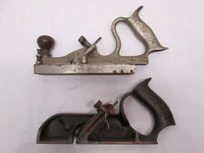 Vintage Stanley Planes No. 48 Tongue & Groove & 191 Rabbit Wood Planes