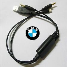 Y CAVO ILLUMINAZIONE CAVO PER BMW / MINI - IPOD / IPAD / IPHONE 5 5S 5C USB AUX