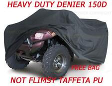 BLACK ATV Cover Kawasaki Brute Force Prairie 650 700 750 XLB
