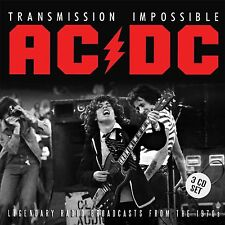 AC/DC - Transmission Impossible (3CD Box Set) New & Sealed