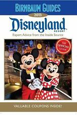 Birnbaum's Disneyland 2013 (Birnbaum Guides), Birnbaum Guides,, Good Condition,
