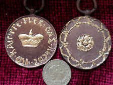 Replica Copy SAXE-GOTHA AND ALTENBURG  Commemorative War Medal 1814-1815