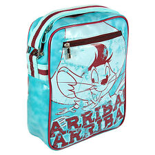 NEW Speedy Gonzales Looney Tunes Cartoon Flight Bag Retro Travel Bag Backpack