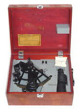 MARINE SHIPS NAUTICAL TAMAYA SEXTANT MS 3L NR.T-9013 WITH CERTIFICATE & BOX