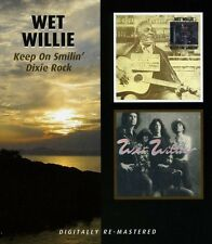 Wet Willie - Keep on Smiling / Dixie Rock [New CD]