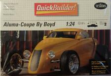 Testors 1:24 Model Car Kit Aluma-Coupe By Boyd #5202 Unbuilt