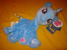 New Build-A-Bear UNSTUFFED 15in MY LITTLE PONY Blue TRIXIE Unicorn Plush