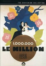 Million [Criterion Collection] (2000, DVD NEUF)