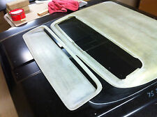 Toyota 70/79 series V/8 Bonnet Scoop & intake to suit Toyota 75 series