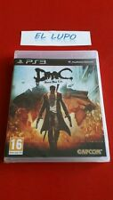 DEVIL MAY CRY DMC PS3 SONY NEUF SOUS BLISTER VERSION FRANCAISE