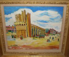 Elisee Maclet  (1881 - 1962) French Modernist, Landscape Prove Christie's 1993