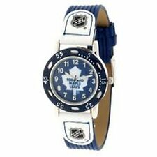 New Official NHL Youth Toronto Maple Leafs watch FREE SHIPPING in North America!