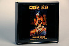 Castle Blak 3 CD Box Set! Glamour and Damnation. Signed & numbered.