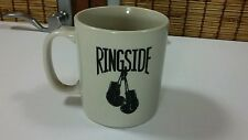 RINGSIDE BOXING BOXERS COFFEE CUP MUG GLOVES WBO