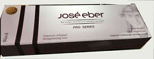 Jose Eber Pro Series Titanium Infused Straightening Iron Black