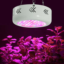 216W UFO LED Grow Light Full Spectrum Hydroponic Plants Lamp Panel Veg Flower