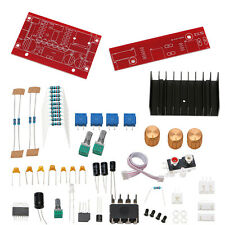 TDA7377 Power Amplifier 2.1 DIY kit 3 Channel Sound Audio AMP Board 12-18V DC