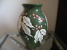Lovely Royal Barum Ware / C.H.Brannam Vase