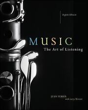 Music: The Art of Listening, Jean Ferris, Larry Worster, Acceptable Book