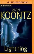 Lightning by Dean Koontz (2016, MP3 CD, Unabridged)