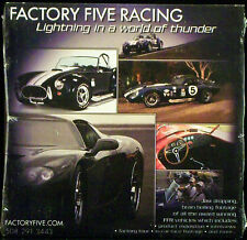 Factory Five Racing: Lightning in a World of Thunder (DVD, 2007)
