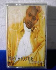 Methrone Picture Me original 2001 Claytown Records 14 track CASSETTE TAPE NEW!