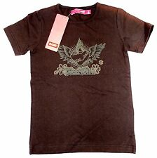Name It Girls Mädchen Brown Top gr. 128 8 years new