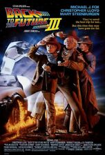 """BACK TO THE FUTURE: PART 3 Movie Poster [Licensed-NEW-USA] 27x40"""" Theater Size"""