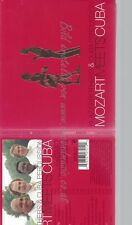 CD--KLAZZ BROTHERS & CUBA PERCUSSION UND WOLFGANG AMADEUS MOZART -- -- -- MOZART