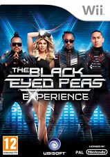 7691 /THE BLACK EYED PEAS EXPERIENCE (EYE MUSIQUE JUST DANCE) NINTENDO WII NEUF