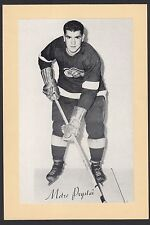 1945-64 Beehive Group II 2 Metro Meatball Prystai Detroit Red Wings Quality19