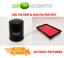 PETROL SERVICE KIT OIL AIR FILTER FOR SUBARU OUTBACK 2.5 150 HP 1996-98
