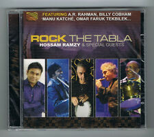 HOSSAM RAMZY & GUEST - ROCK THE TABLA - CD 11 TRACKS - 2011 - NEUF NEW NEU