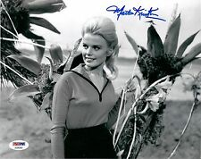 MARTA KRISTEN as JUDY ROBINSON SIGNED 8x10 PHOTO PSA/DNA LOST IN SPACE