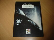 DEPLIANT Ford Mondeo Célébration de 1995