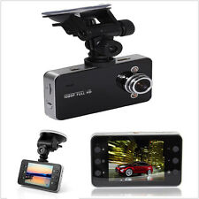"1080P FHD 2.4"" DVR Video Dashboard Camera Driving Recorder G-sensor Night Vision"