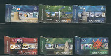 GREAT BRITAIN GUERNSEY 2004 VACATIONS (Sc 832-7) VF MNH